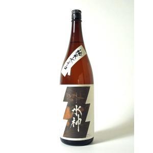 日本酒 酒 お酒 純米酒 あさ開 水神 すいじん 純米大辛口 1800ml|marumori-sakeshop|02
