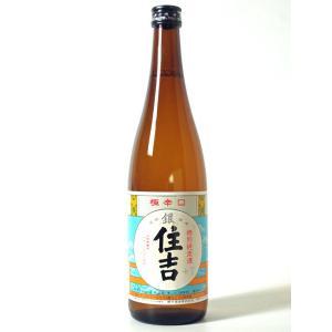 日本酒 酒 お酒 純米酒 住吉+7 特別純米酒(銀) 720ml|marumori-sakeshop|02
