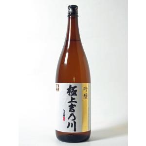 日本酒 酒 お酒 吟醸酒 吟醸 極上吉乃川 1800ml|marumori-sakeshop|02