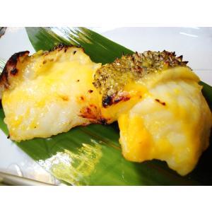 脂が良くのった人気の魚・メロカマ西京漬け(銀むつ)です。 しつこさのない後味で人気があり身がやわらか...