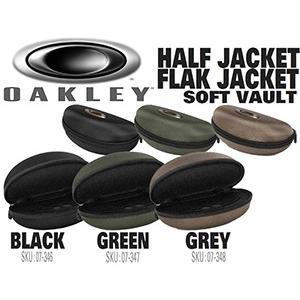 OAKLEY オークリー HALF JACKET/FLAK JACKET SOFT VAULT サン...