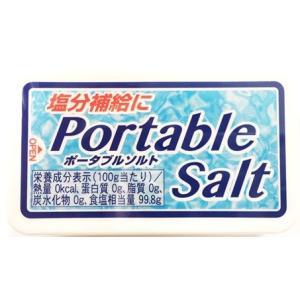 塩分補給にポータブルソルト 25g|marunienrich