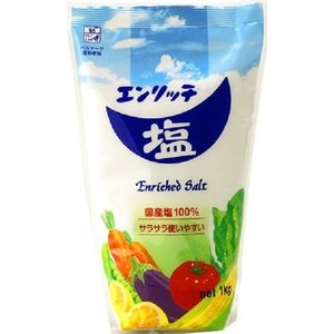 エンリッチ塩 1kg|marunienrich