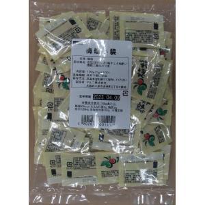 梅塩小袋 100g(1g×100)|marunienrich