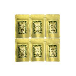 AGL粉末茶 30g×6パック 約6ヶ月分|marunou