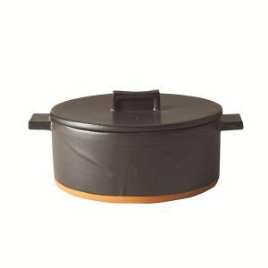 日本製 Demain ドゥマン クレイポット S 土鍋 耐熱 お鍋 洋風 あったか料理 おしゃれ 北欧 モダン|maruri-tamaki