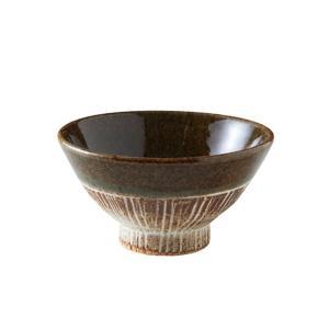 日本製 国産 RIKIZO ライスボウル お茶碗 004 手作り おしゃれ ギフト ご飯茶碗 和食器 和柄 陶器 うつわ maruri-tamaki