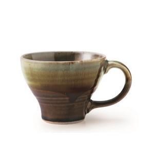 和マグ スープマグカップ 鉄織部|maruri-tamaki
