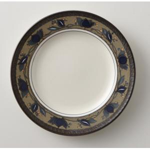 MIKASA ミカサ Arabella アラベラ プレート 17.3cm アメリカン おしゃれ かわいい 花柄 洋食器 洋風 陶器 ギフト プレゼント|maruri-tamaki