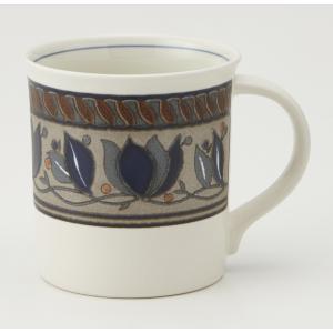 MIKASA ミカサ Arabella アラベラ マグカップ アメリカン おしゃれ かわいい 花柄 洋食器 陶器 コーヒー ギフト プレゼント|maruri-tamaki