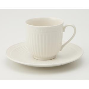 MIKASA ミカサ イタリアンカントリーサイド カップ&ソーサー アメリカン コーヒー おしゃれ かっこいい シンプル 無地 食器 洋風 陶器 ギフト プレゼント|maruri-tamaki
