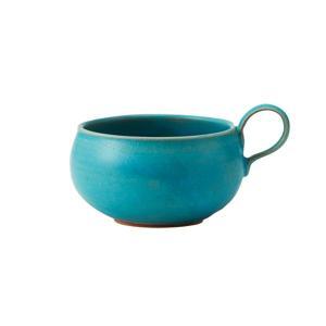 Blue ブルー スープカップ トルコ maruri-tamaki