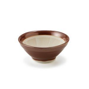 ノンスリップすり鉢 4号 さび|maruri-tamaki