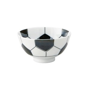 サッカーボール 茶碗|maruri-tamaki