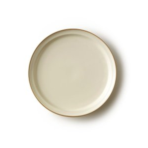 Edge Line エッジライン プレートM ベージュ 北欧 洋食器 陶器 シンプル モダン お洒落 ギフト プレゼント maruri-tamaki