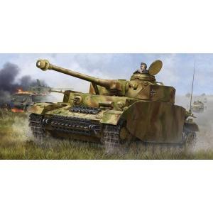 トランぺッター1/16 ドイツ軍 IV号戦車H型 marusan-hobby