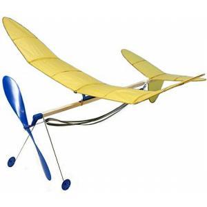 スタジオミド B級オリンピック ゴム動力模型飛行機 組立キット LP-06|marusan-hobby
