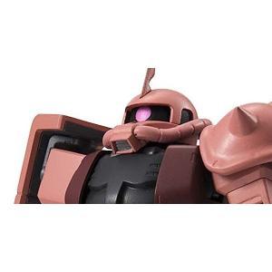 バンダイ ROBOT魂 機動戦士ガンダム [SIDE MS] MS-06S シャア専用ザク ver. A.N.I.M.E.|marusan-hobby