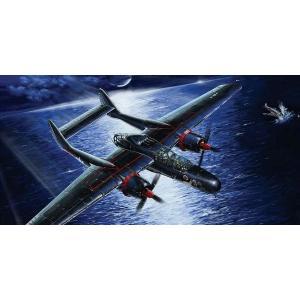 グレートウォールホビー1/48 WWII 米陸軍 P-61B ブラックウィドウ ラストショットダウン1945|marusan-hobby