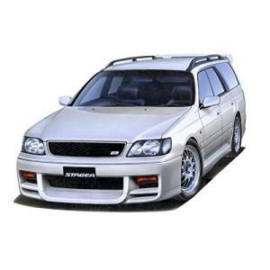 フジミ模型 1/24 インチアップシリーズ No.147 ステージア オーテックバージョン 260RS/25X FOUR  プラモデル組立キット  ID147|marusan-hobby