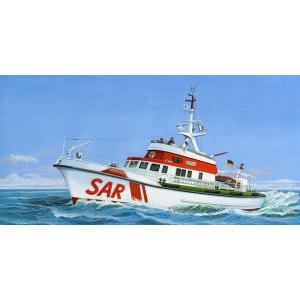 """ドイツレベル1/72 DGzRS """"海洋パトロール船"""" marusan-hobby"""