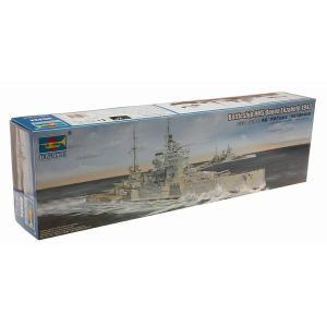 """予約受付中!トランぺッター1/350 イギリス海軍戦艦 HMS """"クィーン・エリザベス"""" marusan-hobby"""
