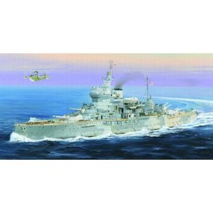 予約受付中!トランぺッター1/350 イギリス海軍 戦艦 HMSワースパイト marusan-hobby