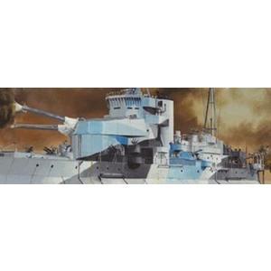 トランぺッター1/350 イギリス海軍モニター艦 HMS ロバーツ (F40)|marusan-hobby