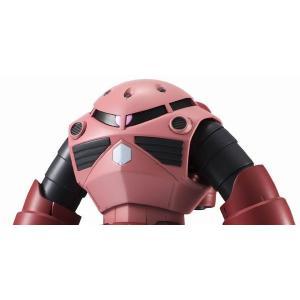 バンダイ ROBOT魂 機動戦士ガンダム [SIDE MS] MSM-07S シャア専用ズゴック ver. A.N.I.M.E.|marusan-hobby