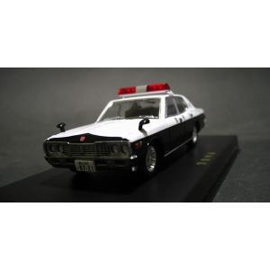 DISM1/43 330 セドリック パトロールカー (スクエアソニックタイプ) エンケイバハ marusan-hobby