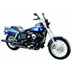 マイスト 1/12 完成品バイク ハーレー ダビッドソン 2004 ダイナ スーパーグライド スポーツ|marusan-hobby
