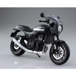 マイスト 1/12 完成品バイク カワサキ Z900RS カフェ パールストームグレー