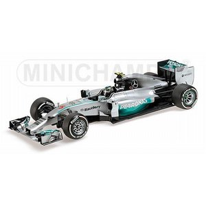 セール!ミニチャンプス1/18 メルセデス  AMG PETRONAS F1 TEAM W05 - ...