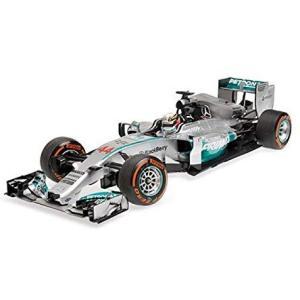 セール!ミニチャンプス 1/18 メルセデス AMG ペトロナス F1 チーム W05 2014 F...