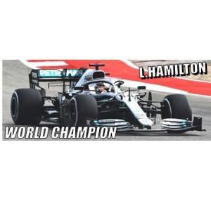 予約受付中!1/18 メルセデス AMG ペトロナス モータースポーツ F1 W10 EQ パワー+...
