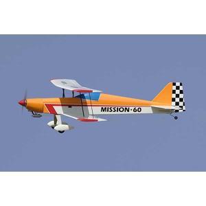 PILOT ミッション・60 OK 11283 エンジン/電動 フィルム貼完成R.Cキット|marusan-hobby
