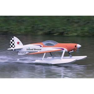 アイランドブリーズ スプラッシュ(オレンジ)  OK 11307 ( エンジン/電動 フィルム貼完成R.Cキット)|marusan-hobby