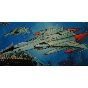 ■バンダイ■宇宙戦艦ヤマト コスモタイガー2【プラモデル】|marusan-hobby