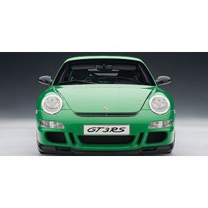 オートアート(AUTOart)1/12 ポルシェ 911(997) GT3 RS (グリーン・ブラック) marusan-hobby