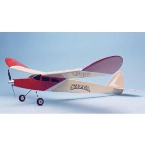 PILOT オリンピア 【OK:12154  電動RC飛行機木製半生地完成キット】|marusan-hobby