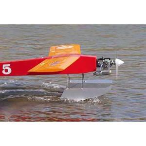 ファイター25用フロートキット 〔12162 2C 25クラス フロート組立キット〕|marusan-hobby