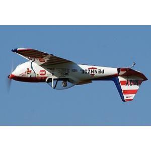 スーパーチップマンク30cc 【Vpro(OK):17063 ラジコンガソリン飛行機フイルム貼完成GS完成キット】 marusan-hobby