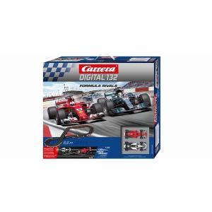 1/32 スロットカー カレラ Digital132 Formula Rivals(スロットカー2台...