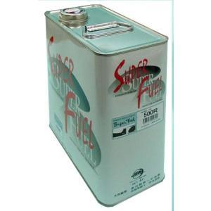 500SP Toho SUPER FUEL(ニトロ15%)4L缶【東邦 R・C飛行機/グロー燃料】 marusan-hobby