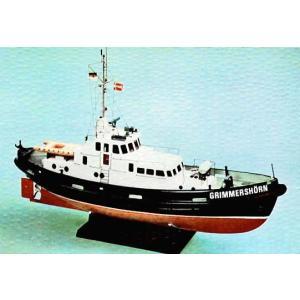 グリーマンズホーンGrimmershorm クックスハーフェンの港内艇 krick21440  電動...