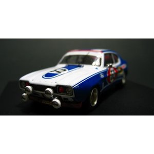 トロフュー1/43 フォード・カプリ2600RS#52'72ルマン|marusan-hobby
