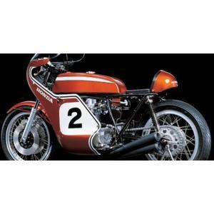 タミヤ1/6 Honda CB750 レーシング(セミアッセンブルモデル)