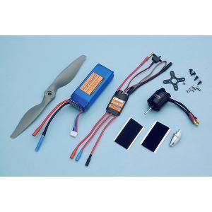 イーパック15 ePack15 OK:25202 電動飛行機用モーター動力セット|marusan-hobby