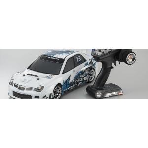セール!1/10 EP 4WD FAZER VE-X 2006 Subaru Impreza KX1 レディセット 京商 30913T1J|marusan-hobby