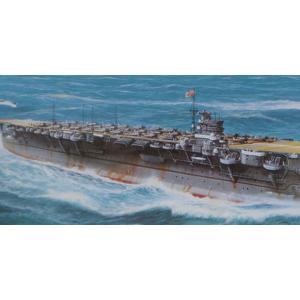 タミヤ1/700日本航空母艦  翔鶴